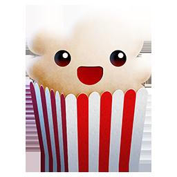 pocholin - mascotte van popcorn time